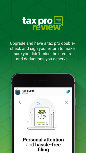 H&R Block Tax Prep and File screenshot 7