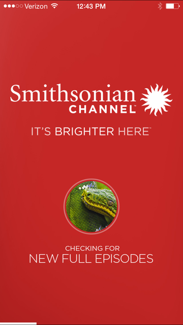 Smithsonian Channel Lite screenshot 1