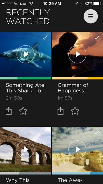 Smithsonian Channel Lite screenshot 3