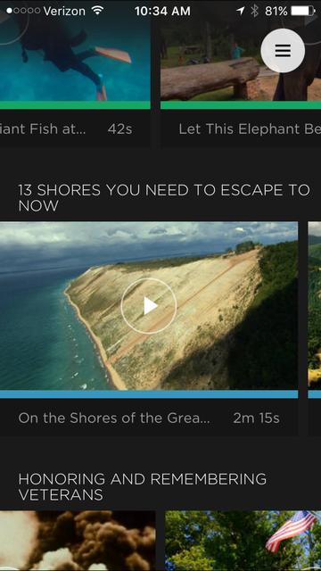 Smithsonian Channel Lite screenshot 4