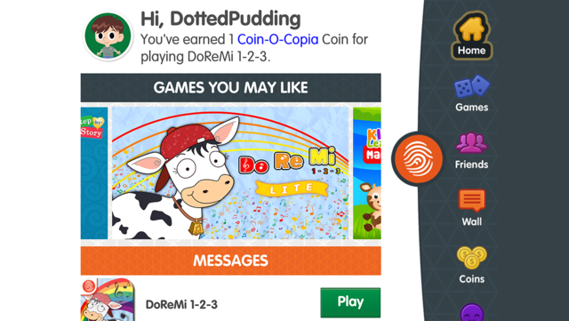 DoReMi 1-2-3 Lite: Music for Kids - A Fingerprint Network App screenshot 5