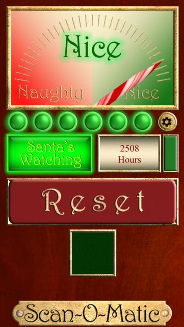 Santa's Scan-O-Matic screenshot 1