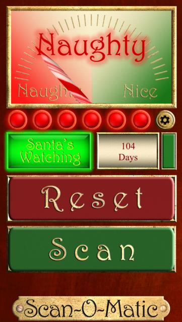 Santa's Scan-O-Matic screenshot 2