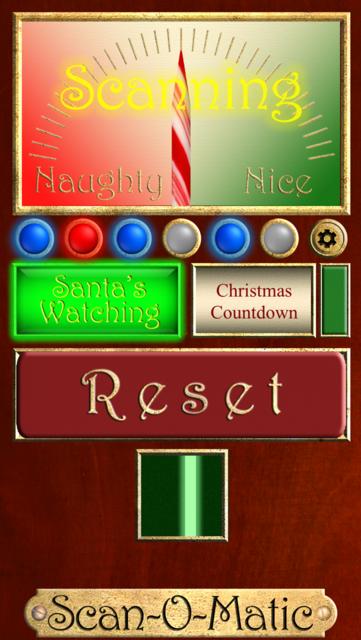 Santa's Scan-O-Matic screenshot 3