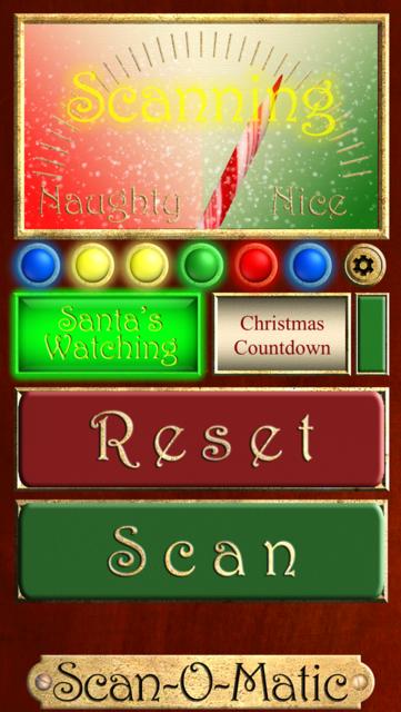 Santa's Scan-O-Matic screenshot 4