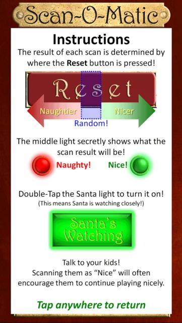 Santa's Scan-O-Matic screenshot 5