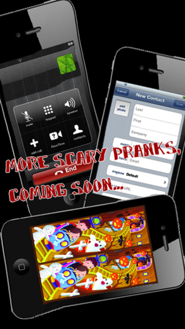 Scary Prank ++ PRO Hidden REC screenshot 4