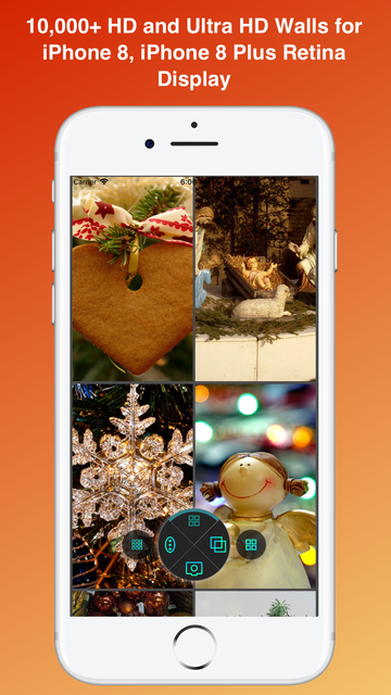 Christmas Wallpapers Pro® screenshot 1