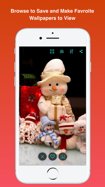 Christmas Wallpapers Pro® screenshot 2