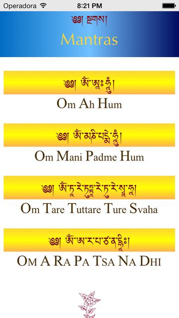 Tibetan Up-to-Date screenshot 5