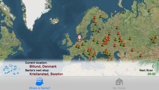 Where is Santa - Santa Tracker screenshot 4