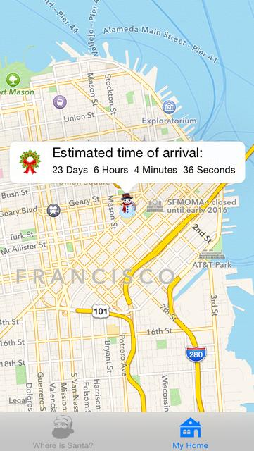 Where is Santa - Santa Tracker screenshot 5