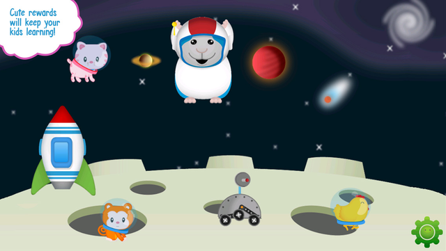 Bugsy Kindergarten Reading School screenshot 1