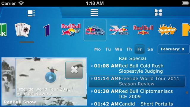 Crystal TV plus screenshot 4