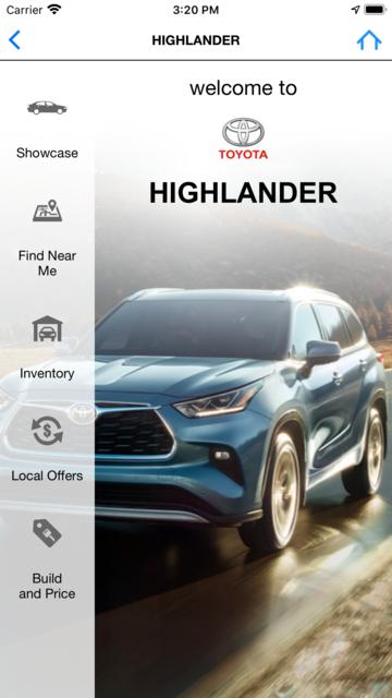 Toyota Highlander screenshot 7