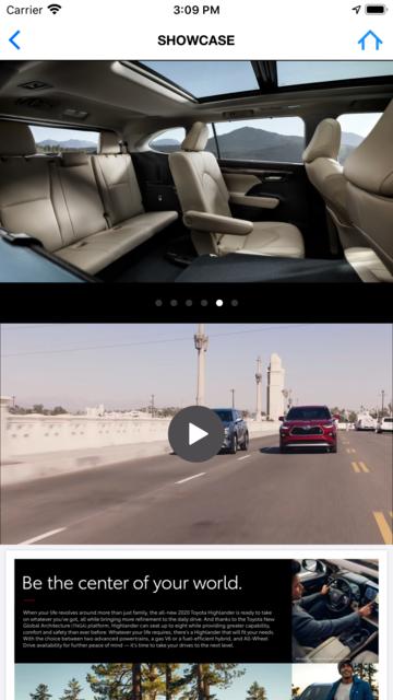 Toyota Highlander screenshot 10