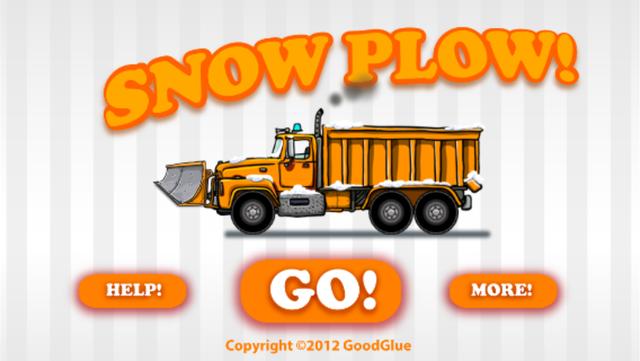 Snow Plow Truck screenshot 6