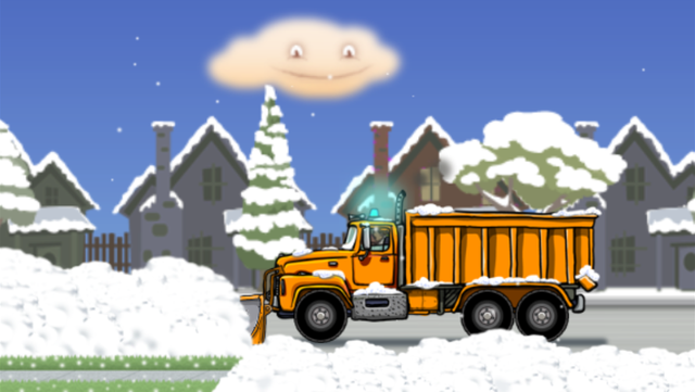 Snow Plow Truck screenshot 7