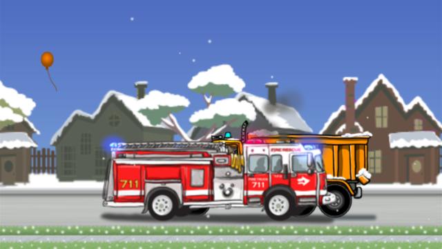 Snow Plow Truck screenshot 8