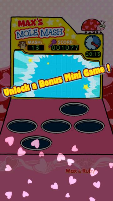 Max & Ruby: Max's Mole Mash screenshot 3