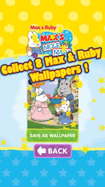 Max & Ruby: Max's Mole Mash screenshot 4