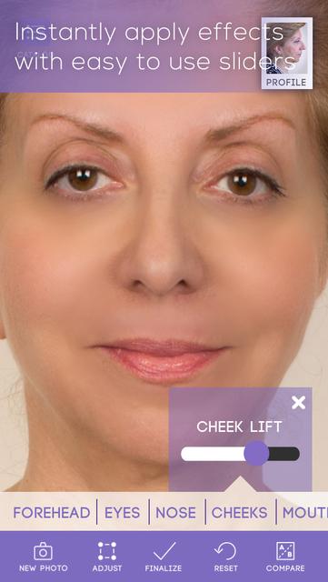 FaceLift screenshot 1