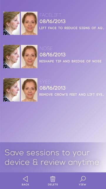 FaceLift screenshot 5