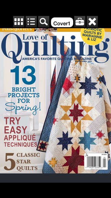 LOVE OF QUILTING screenshot 2