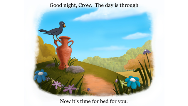 Bedtime Story: an animated Aesop Children's Book for helping children to sleep screenshot 2