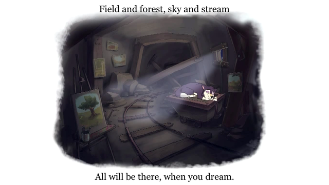 Bedtime Story: an animated Aesop Children's Book for helping children to sleep screenshot 4