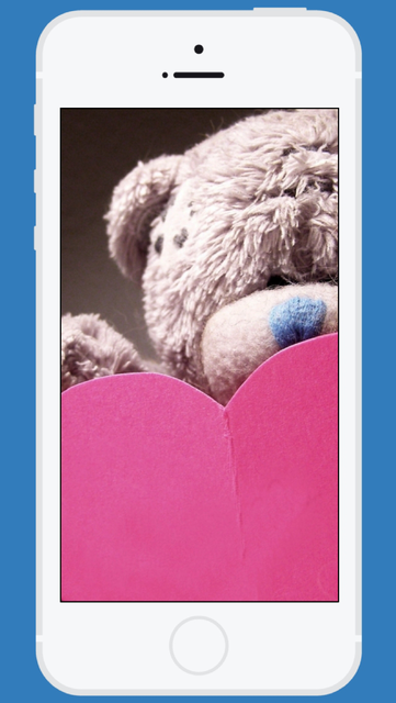 Valentine's Day Wallpaper screenshot 2