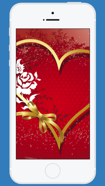 Valentine's Day Wallpaper screenshot 3