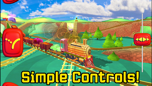 SuperTrains screenshot 1