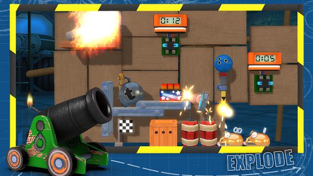 Crazy Machines Golden Gears screenshot 3