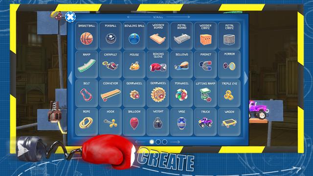 Crazy Machines Golden Gears screenshot 2