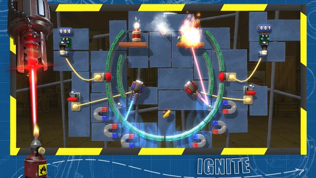 Crazy Machines Golden Gears screenshot 4