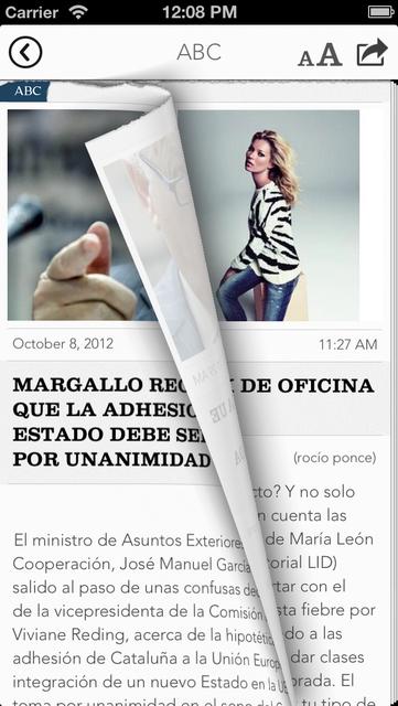 Titulares screenshot 4