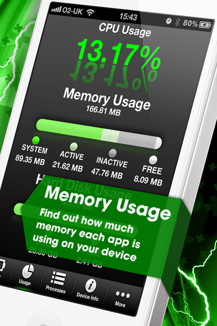 Device Monitor with Battery Time Estimates screenshot 5