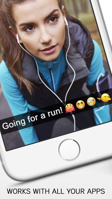 Emoji - inTextMoji™ Pro ;) screenshot 2