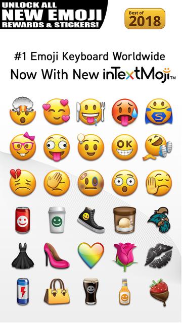 Emoji - inTextMoji™ Pro ;) screenshot 9