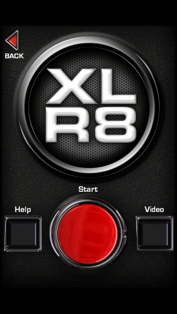XLR8 screenshot 8