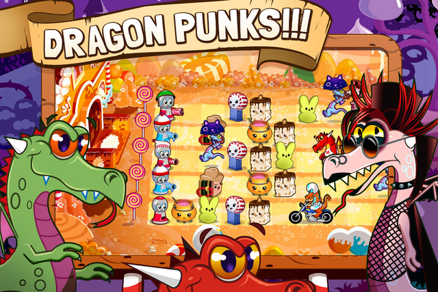 Dragons Ate My Candy screenshot 3