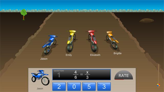 Dirt Bike Proportions screenshot 2
