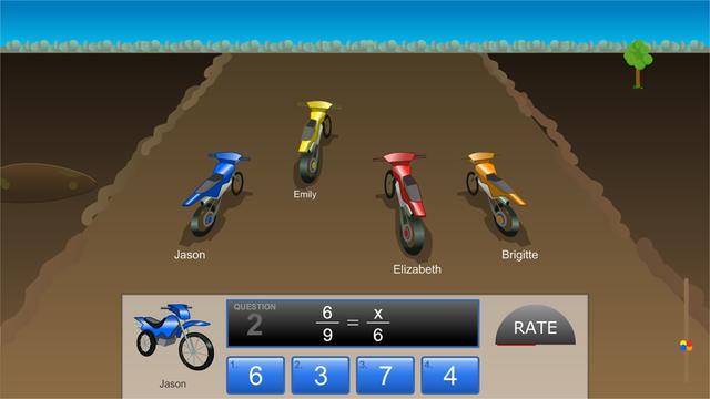 Dirt Bike Proportions screenshot 3
