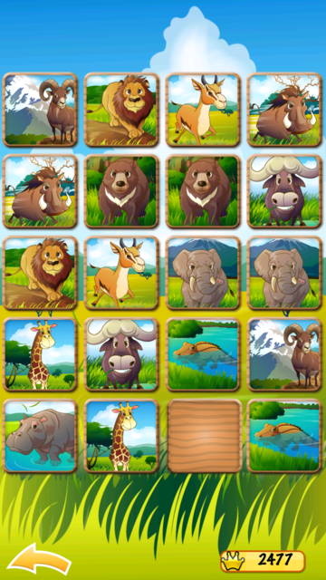 Animal Zoo Match for Kids screenshot 8