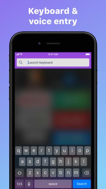 Roku TV Remote Control- RoByte screenshot 3