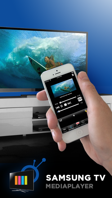 Samsung TV Media Player screenshot 1