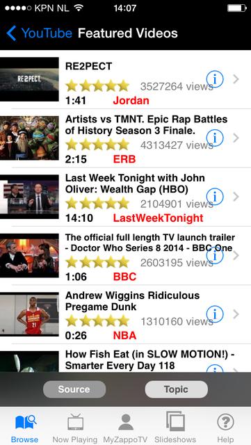 Samsung TV Media Player screenshot 4