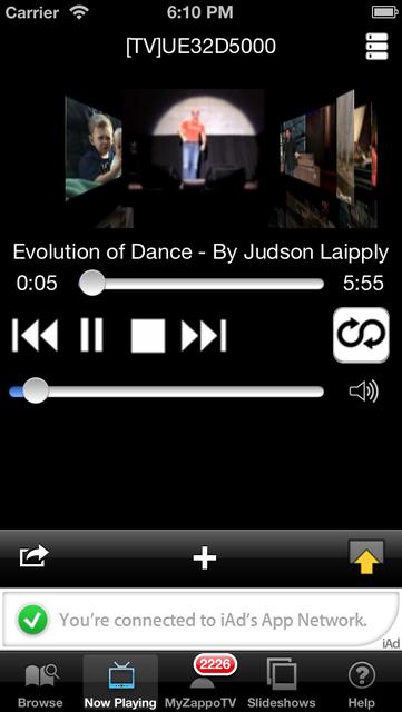 Samsung TV Media Player screenshot 5