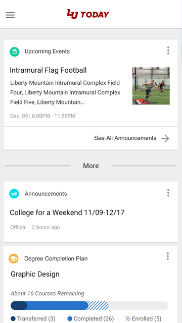 Liberty Today screenshot 1